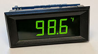 Digital Panel Meter Picture
